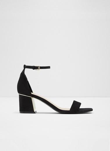 Aldo Kedeaviel - Siyah Kadin Topuklu Sandalet Siyah